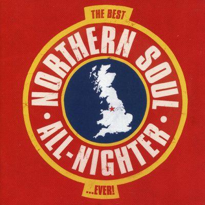 """Pochette de l'album """"The best Northern Soul all-nighter ever !"""" par Rose Batiste"""