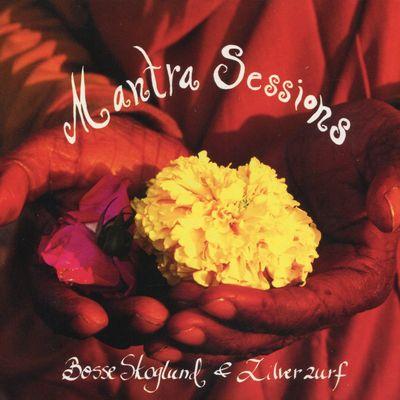 "Pochette de l'album ""Mantra sessions"" par Bosse Skoglund"