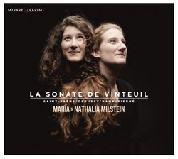 Sonate en sol min pour violon et piano L 148 (140) : 2. Intermède fantasque et léger - MARIA MILSTEIN