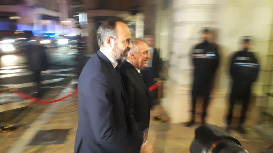Réforme des retraites : À Pau, Edouard Philippe temporise - France Bleu