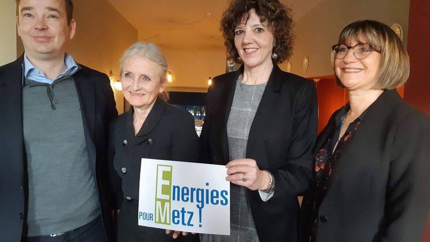 L'élue messine et référente de la République en Marche en Moselle déclare officiellement sa candidature pour les élections municipales de 2020 à Metz