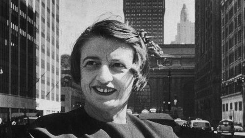 Quatre femmes philosophes prennent la parole (2/4) : Le cas Ayn Rand