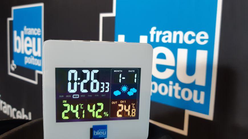 France Bleu Poitou vous offre votre station météo ! Inscrivez-vous en ligne pour notre tirage au sort - France Bleu