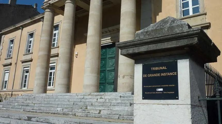 Le tribunal de grande instance de Privas