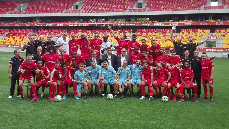 La réception du PSG met en joie l'équipe du Mans FC