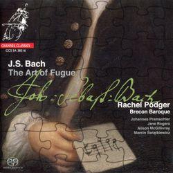 L'art de la fugue BWV 1080 : Contrapunctus n°9 a 4 alla duodecima - Rachel Podger