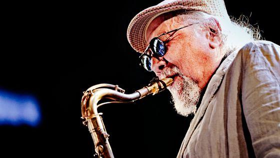 Charles Lloyd, saxophoniste et flûtiste de jazz