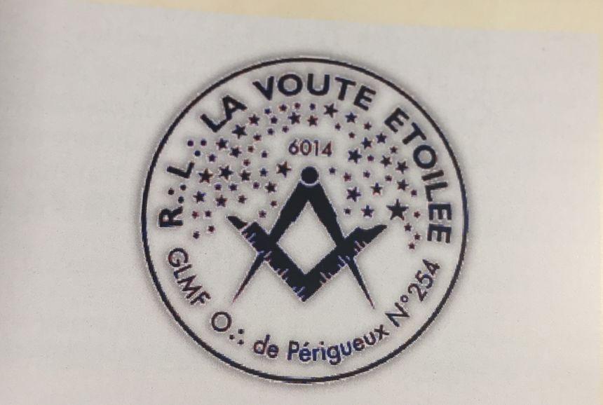 Logo de la franc-maçonnerie de Périgueux