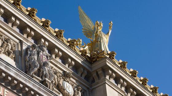 Opéra Garnier, place de l'Opéra