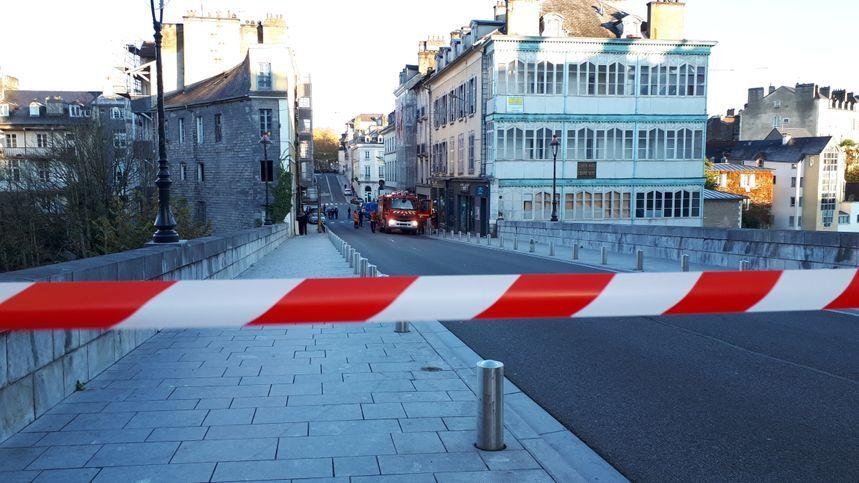 Les habitants des immeubles voisins avaient été évacués.