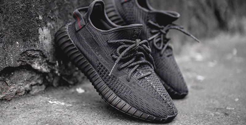 yeezy boost 350 black adidas