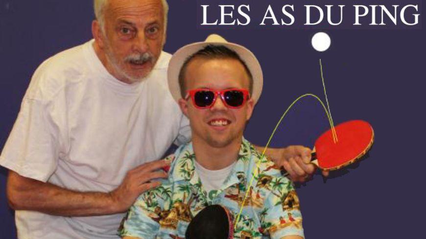 Les As du Ping, le 30 novembre à Tourlaville - France Bleu
