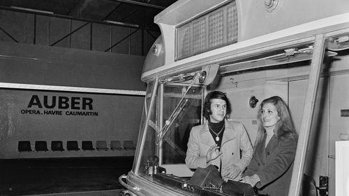 Le R.E.R a 50 ans (1/4) : Du train de banlieue au Réseau Express Régional