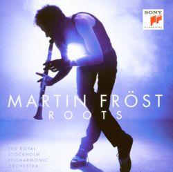 Danse klezmer n°2 - pour clarinette et orchestre à cordes - MARTIN FROST
