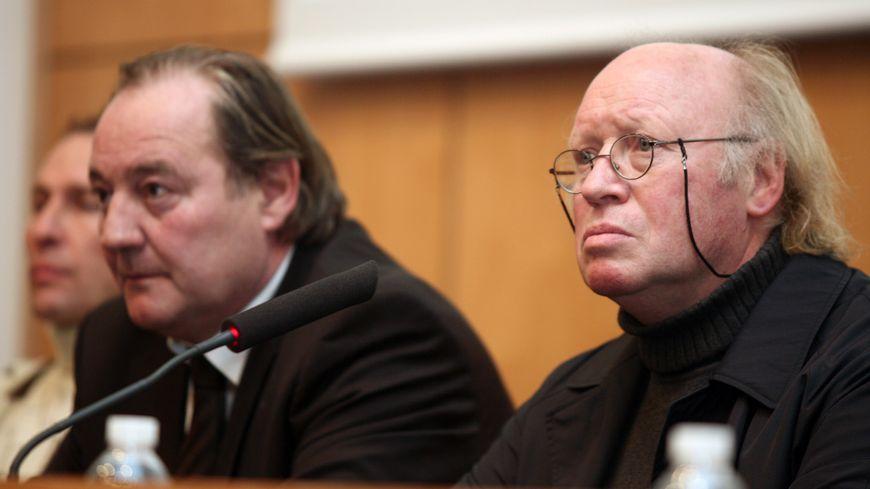 Gervais Martel et Daniel Leclercq