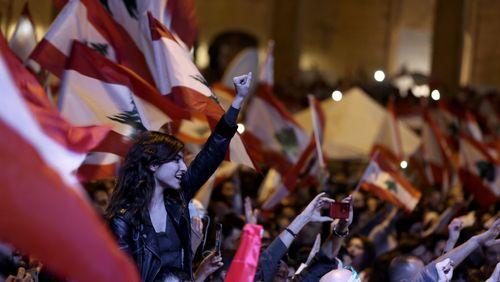76 ème Anniversaire de l'Indépendance du Liban sur fond de contestation