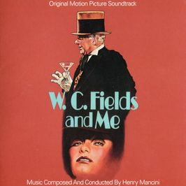 "Pochette de l'album ""BOF / W.C. Fields and me"" par WILLIE SCHWARTZ"