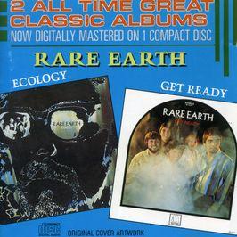 """Pochette de l'album """"Get ready / Ecology"""" par Rare Earth"""