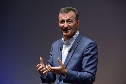 Bernard Charlès, le patron le mieux payé de France