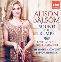 King Arthur Z 628 : Come if you dare (Acte I) - arrangée pour trompette et orchestre - Alison Balsom