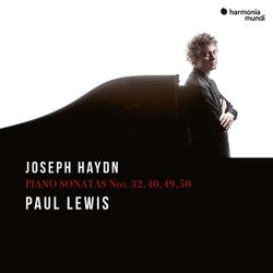 Sonate pour piano   en Ut Maj HOB XVI : 50 :  2. Adagio - PAUL LEWIS