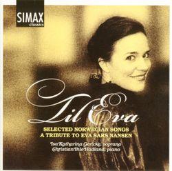 5 Blomstervignetter op 23 : Aebleblomst (Apple flower) - pour soprano et piano - ISA KATHARINA GERICKE