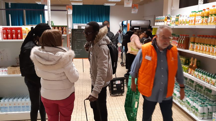 Banque Alimentaire : près de 700 étudiants vont bénéficier de l'épicerie solidaire cette année
