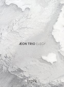 Zingaro - AEON TRIO