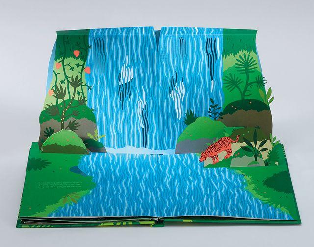 """""""Jungle"""" est le second ouvrage d'Elena Selena, paru aux éditions Gallimard"""