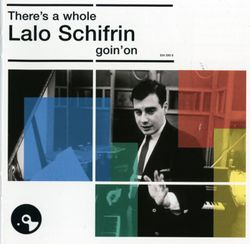 Two petals, a flower and a young girl - LALO SCHIFRIN