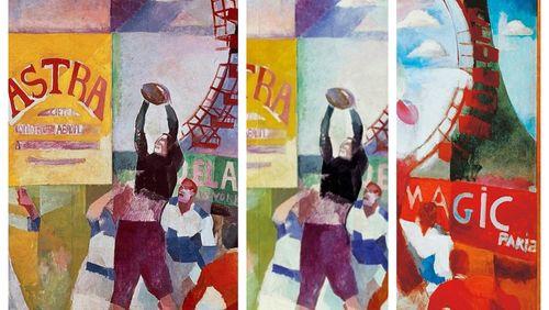 Robert Delaunay, l'inventeur du pop