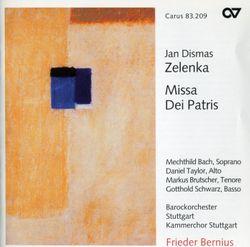 Missa Dei Patris ZWV 19 : Et resurrexit - pour solistes choeur mixte et orchestre - CHOEUR DE CHAMBRE DE STUTTGART