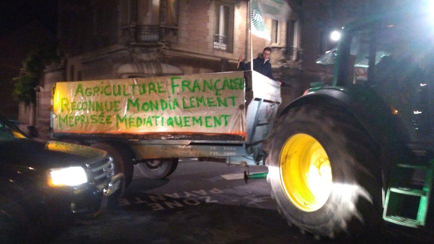 Les agriculteurs ont exprimé leur exaspération face à l'agribashing et au manque de reconnaissance de leur métier.
