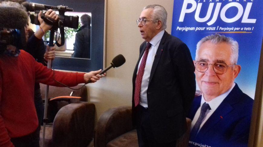 Jean-Marc pujol annonce sa candidature pour les municipales de mars prochain