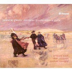 Quintette pour piano et cordes en mi min : Modérément animé - PHILIPPE KOCH