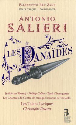 Les Danaïdes : Rends-moi ton coeur (Acte III) Air de Lyncée - PHILIPPE TALBOT