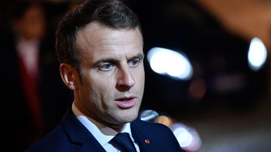 L'enquête porte sur un projet d'attentat contre Emmanuel Macron lors des commémorations de la Grande Guerre