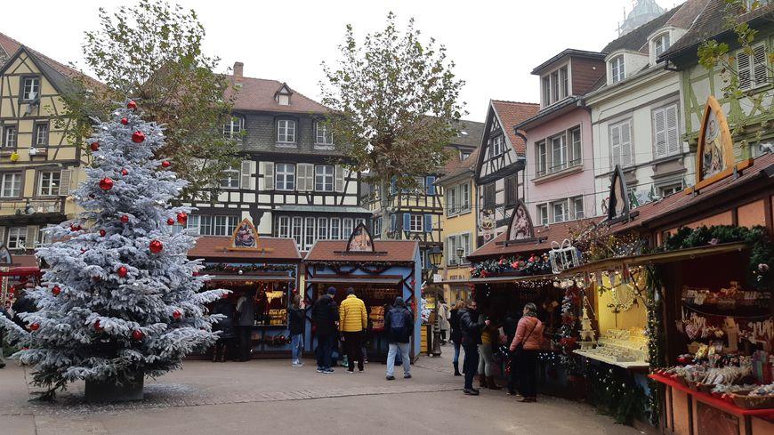 Noël 2018 à Colmar