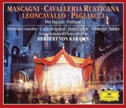 Cavalleria rusticana :  : A casa, a casa (Acte I) Turiddu Lola et Choeur - CARLO BERGONZI