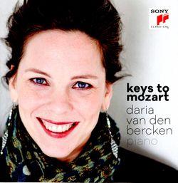 Sonate n°4 pour piano en Mi bémol Maj K 282 : I. Adagio - DARIA VAN DEN BERCKEN