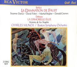 La damnation de Faust : Maintenant chantons à cette belle (Acte III Sc 12) Sérénade de Méphistophélès et Choeur - MARTIAL SINGHER
