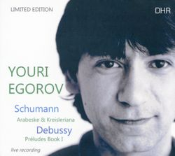 Kreisleriana op 16 : Äusserst bewegt - pièces pour piano - Youri Egorov