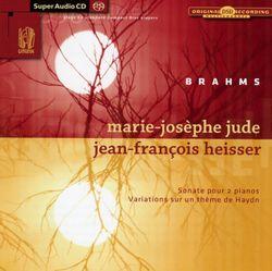 Sonate en fa min op 34bis : Scherzo - MARIE JOSEPHE JUDE