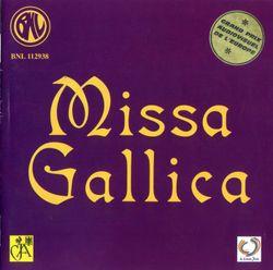 Missa Gallica : Agnus Dei - JOCELYNE CHAMONIN