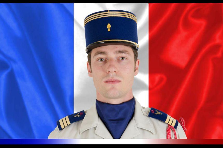 Capitaine Clément Frisonroche, du 5e Régiment d'hélicoptères de combat de Pau