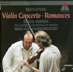 Concerto pour violon en Ré Maj op 61 : 2. Larghetto - GUIDON KREMER