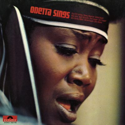 """Pochette de l'album """"Odetta sings"""" par Odetta"""