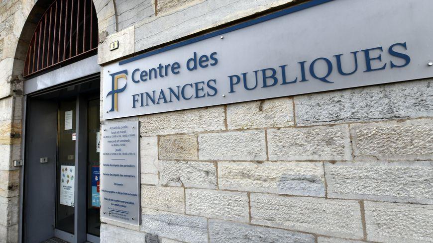 Centre des finances publiques - Illustration