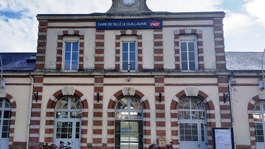 Gare de Sillé-le-Guillaume