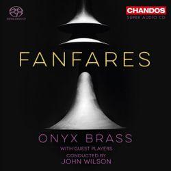 Peace fanfare - pour 3 trompettes 3 trombones timbales et cloches